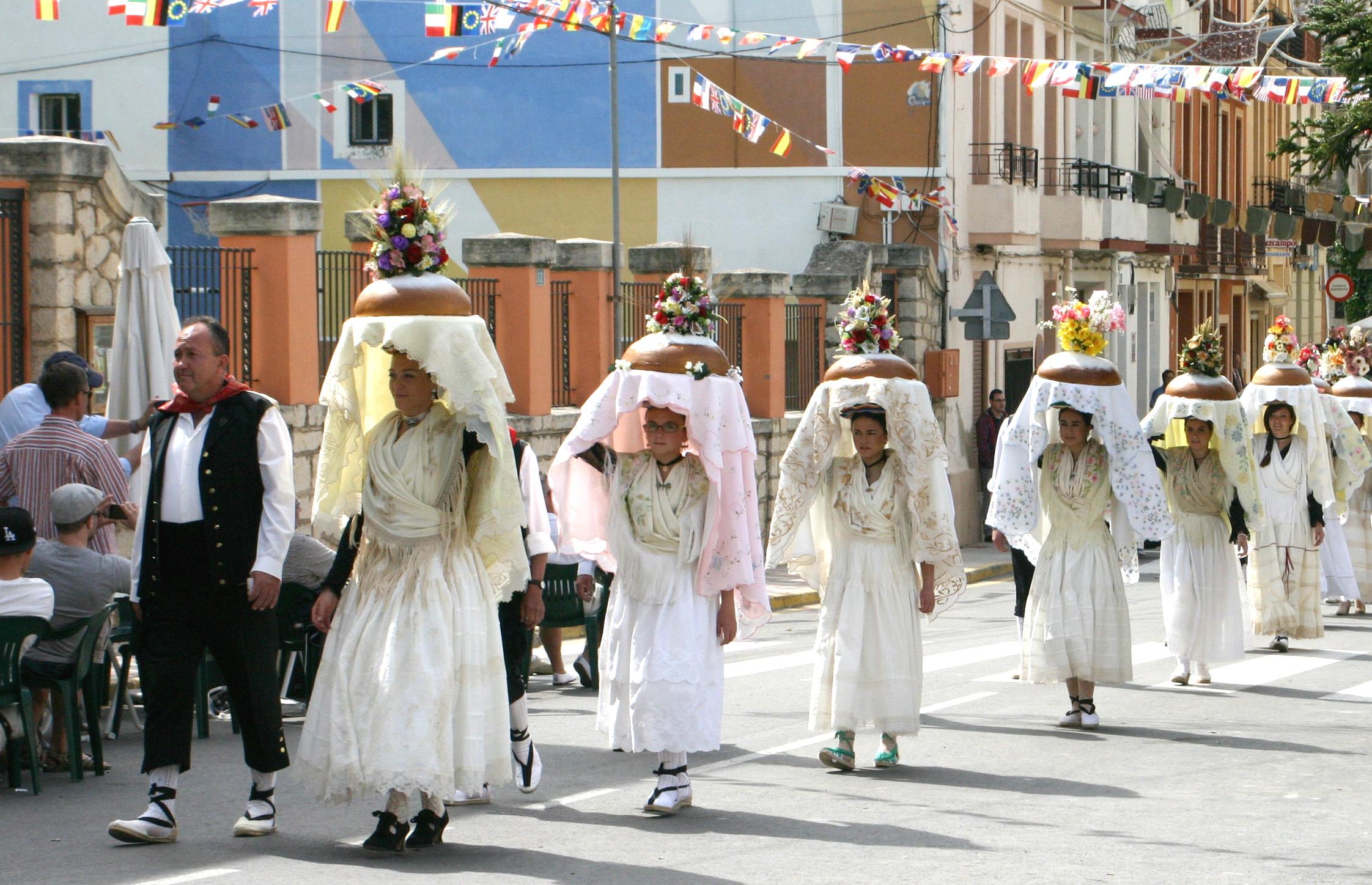 Fiestas de San Gregorio