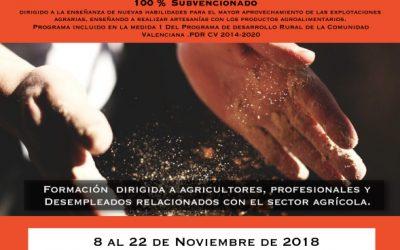 Curso de productos agroalimentarios